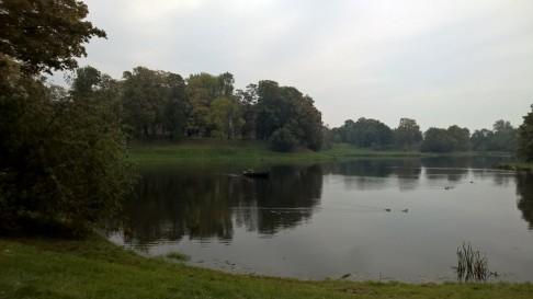 castle lake grobiņa