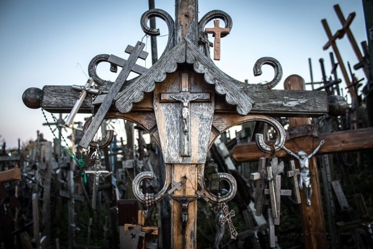 Hill of Crosses-14
