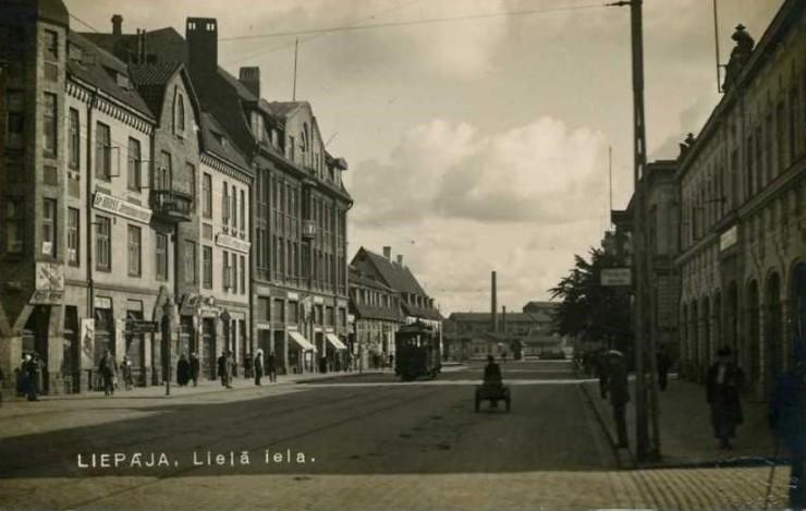 lielā iela