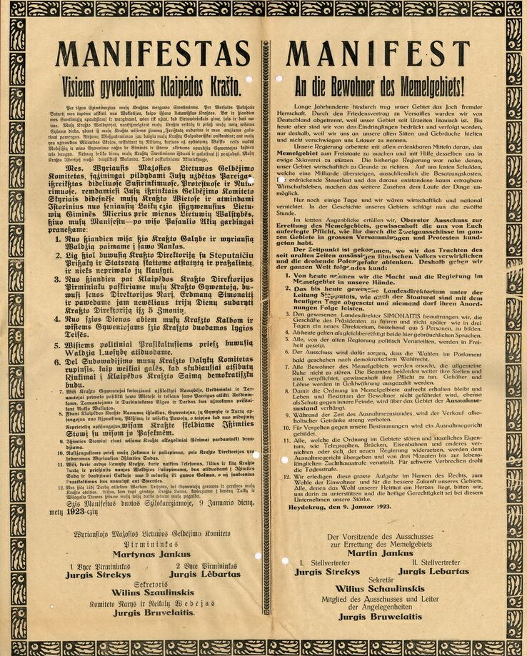 manifest_of_the_supreme_committee_for_the_salvation_of_lithuania_minor